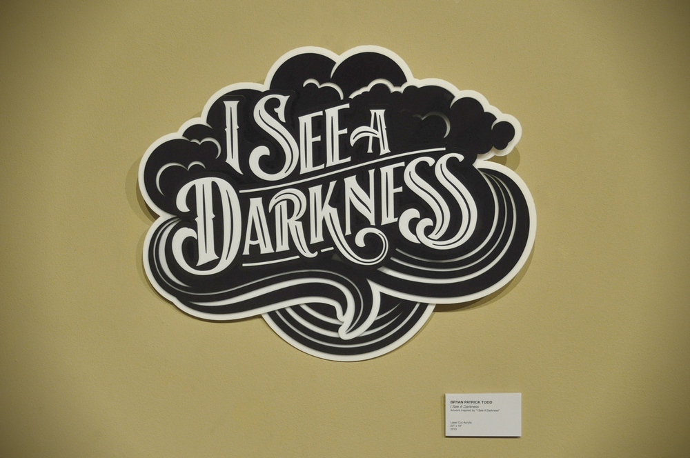 I See a Darkness by Bryan Patrick Todd