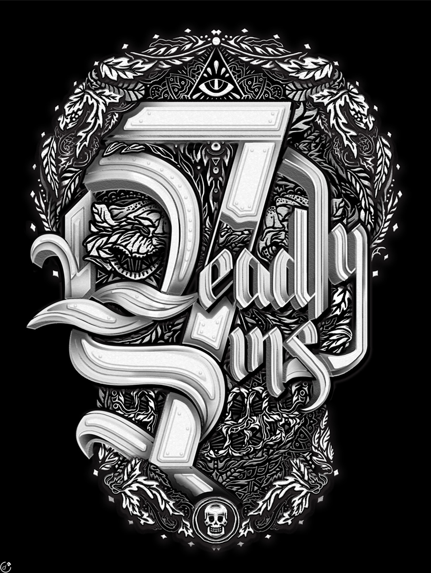 7 Deadly Sins by ilovedust