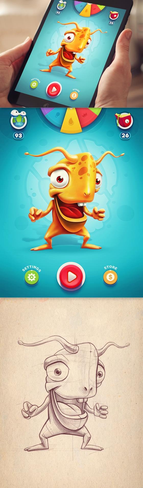 Vaganzaa: iOS Game