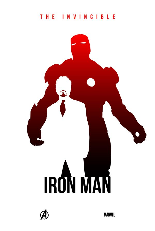Iron Man Alternate Movie Poster by Kevin Collert