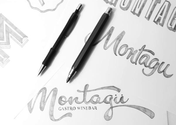 Montagü on Behance