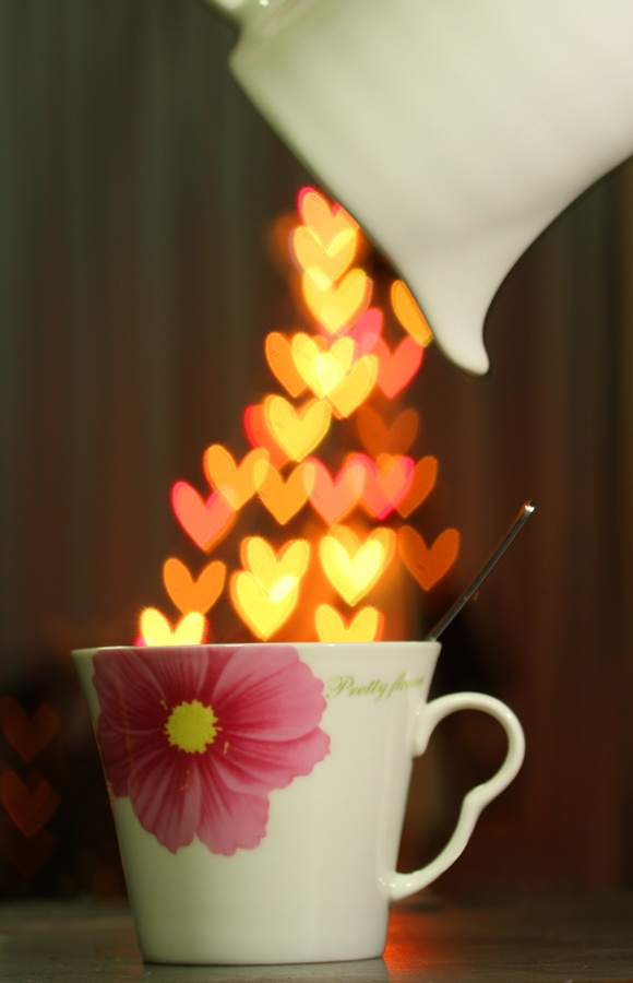 Put a little love in your cup