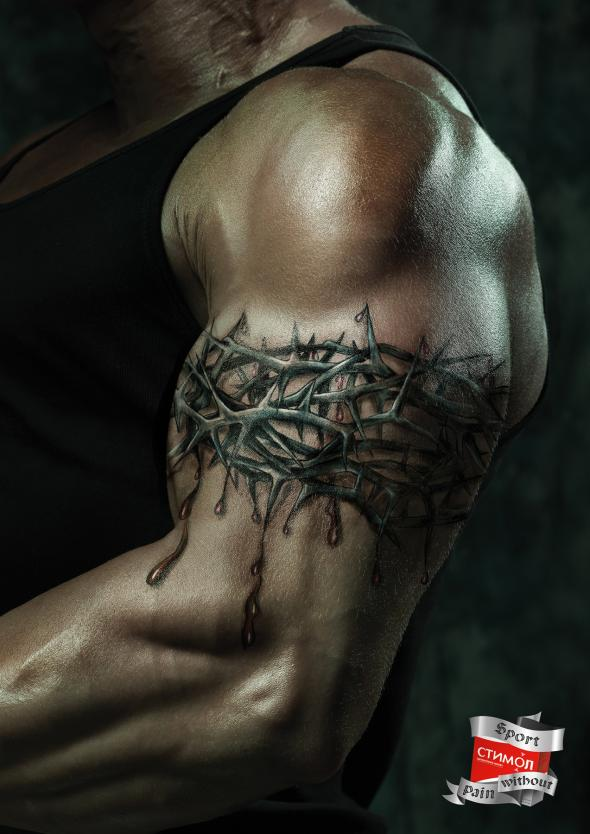 Stimol: The crown of thorns