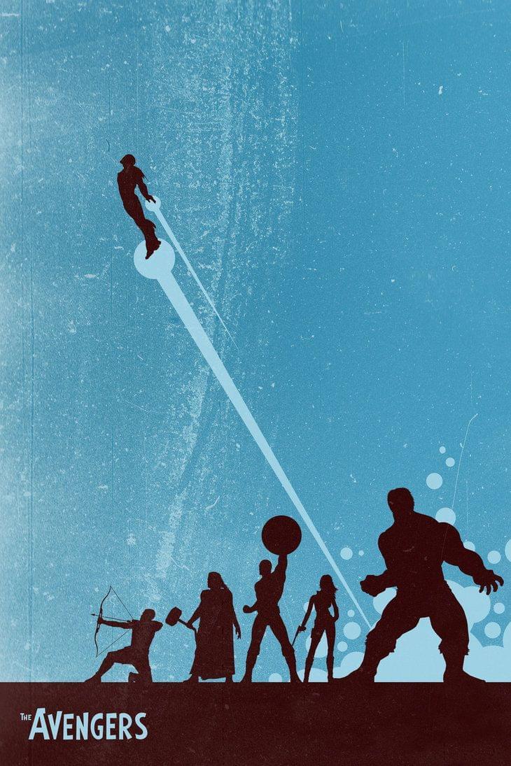 The Avengers by Matt Ferguson