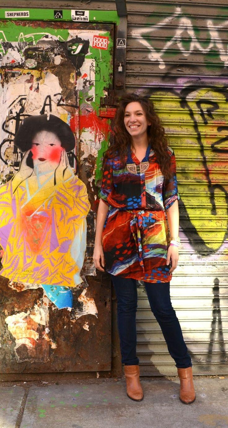 Artfully Awear: STREET ART