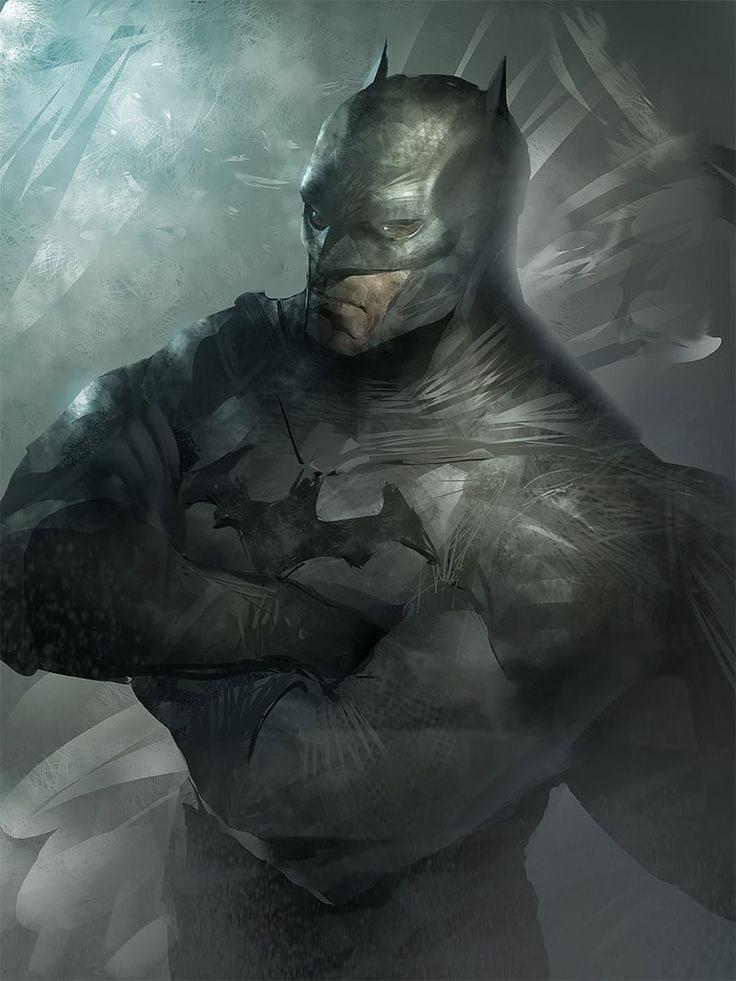 Batman by Lius Lasahido