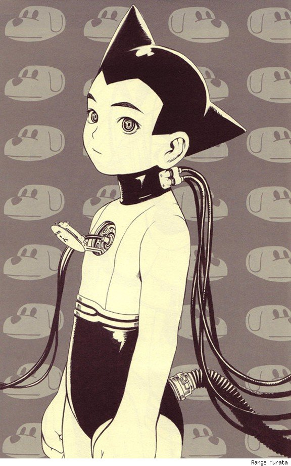 Astro Boy by Range Murata