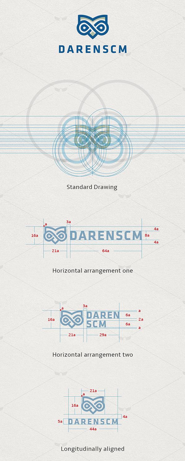 Branding for DarenSCM