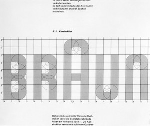 Braun logo dissected