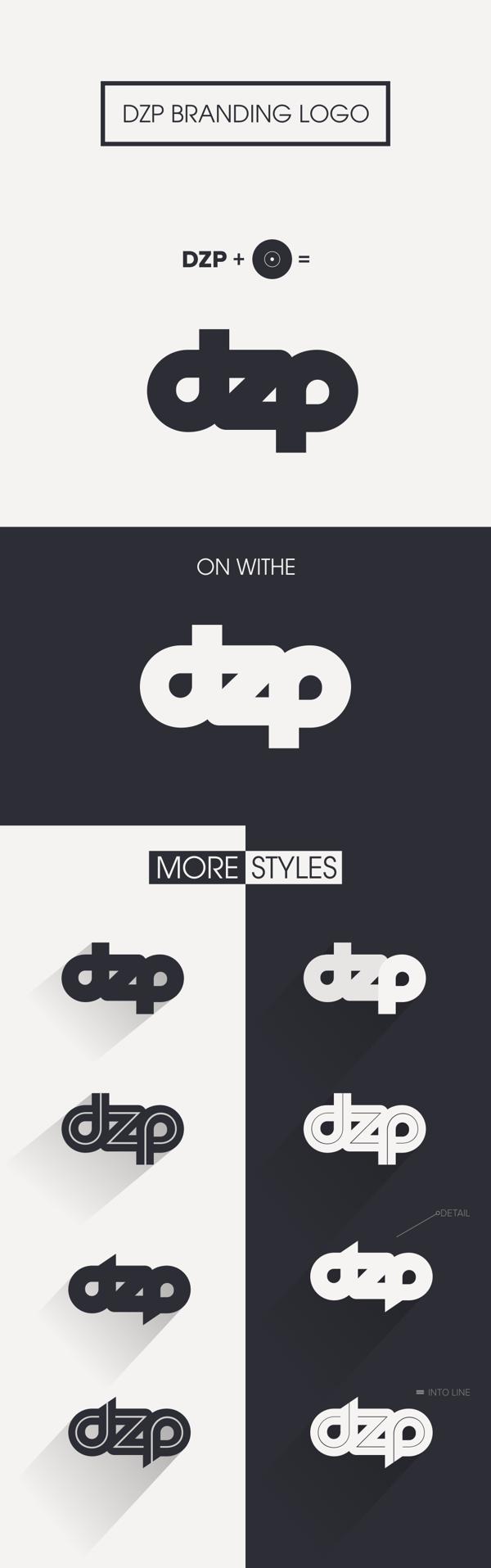 DZP Branding Logo