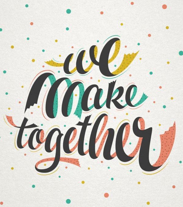 Etsy – We make together by Martina Flor
