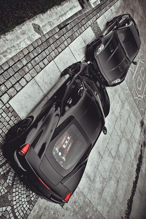 Ferrari 458 Italia & 599 GTB