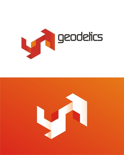 Geodetics logo design