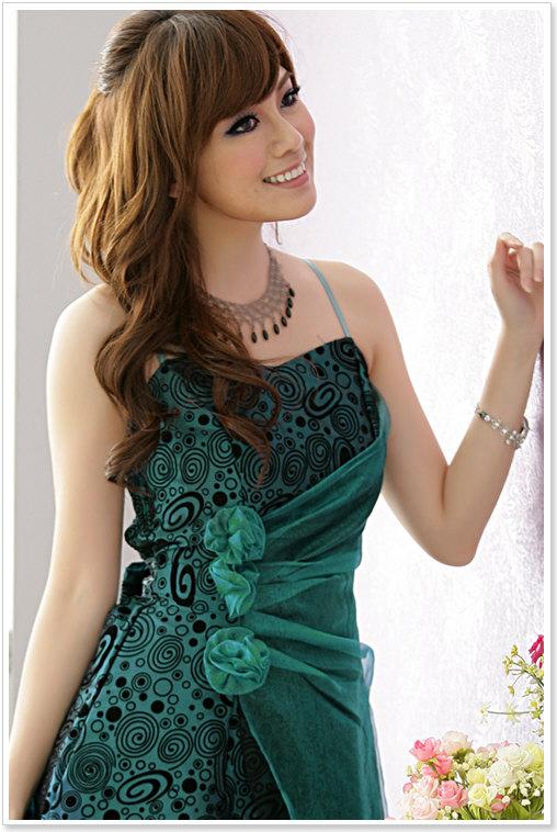 Korean fashion dress 2012