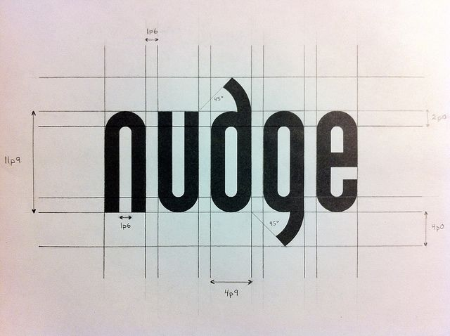 Nudge Logo Grid