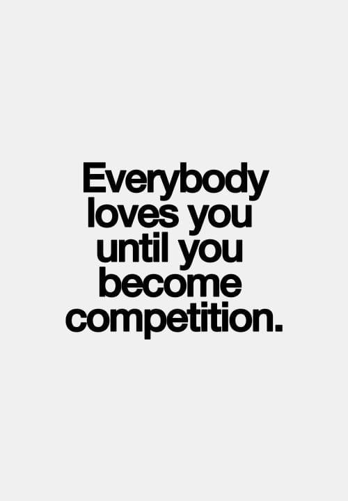 True words. Sad when this happens.