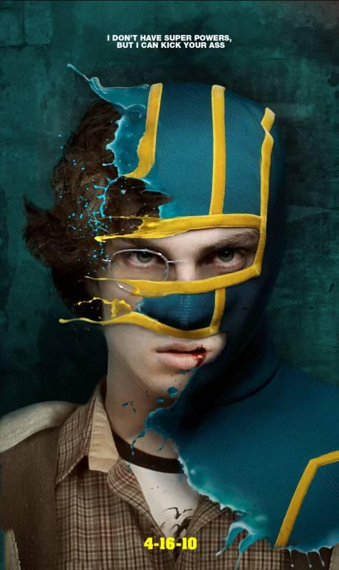 Unused Movie Posters for KICK-ASS — GeekTyrant