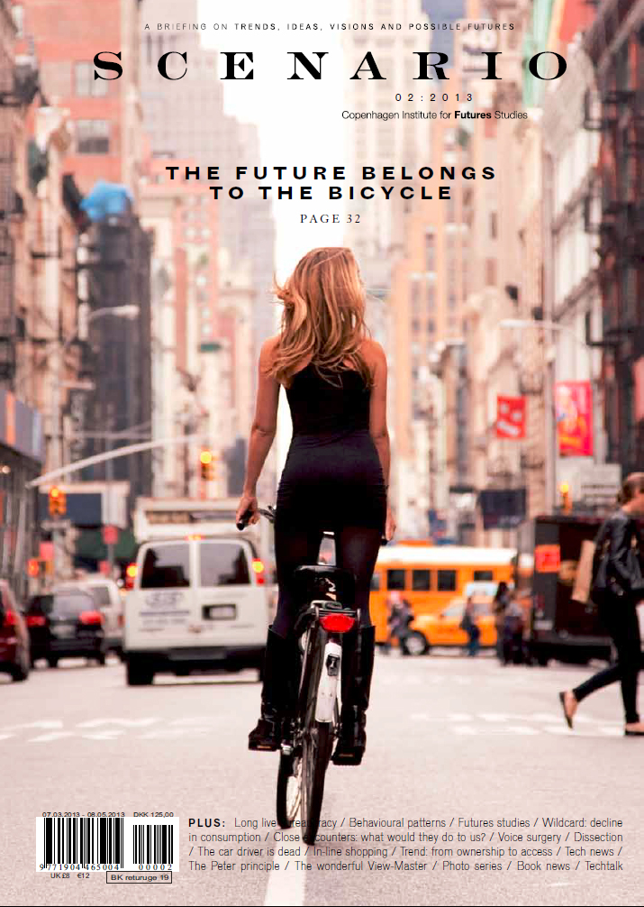 The future belongs to the bicycle