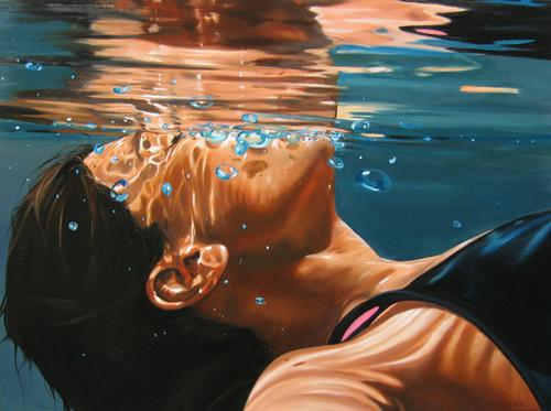 Eric zener painter painting