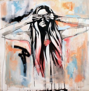 Artwork We Love: Paintings By Hannah Adamaszek