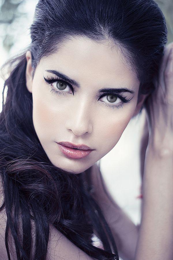 Beauty Lays in Eyes