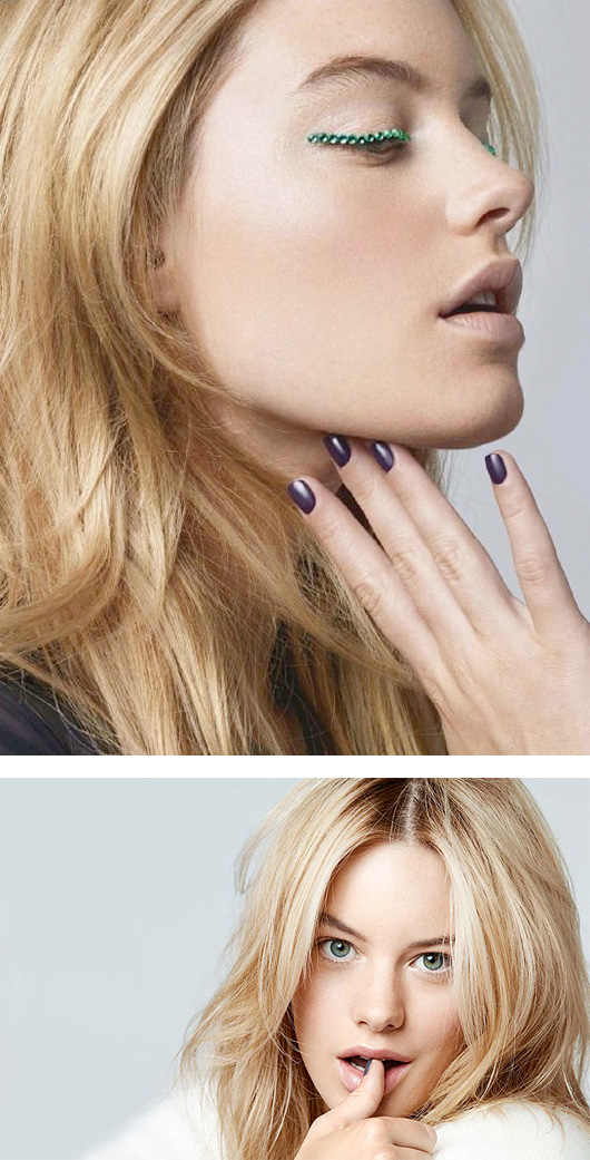 Beauty Photography by Alexandre Weinberger | Inspiration Grid | Design Inspiration