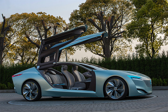 Buick Riviera Concept | Inspiration Grid | Design Inspiration