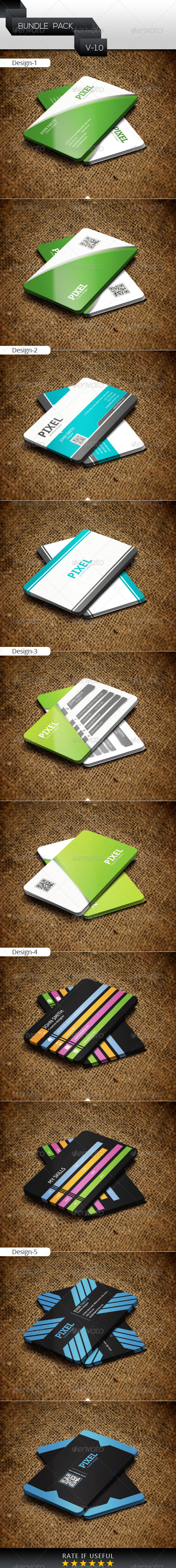 Business Cards Design Template