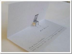 3D Look Business Card