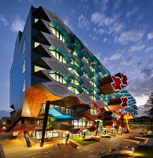 Molecular Science Building