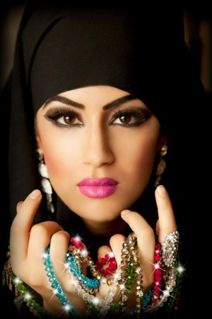 Attractive | Stylish Hijab