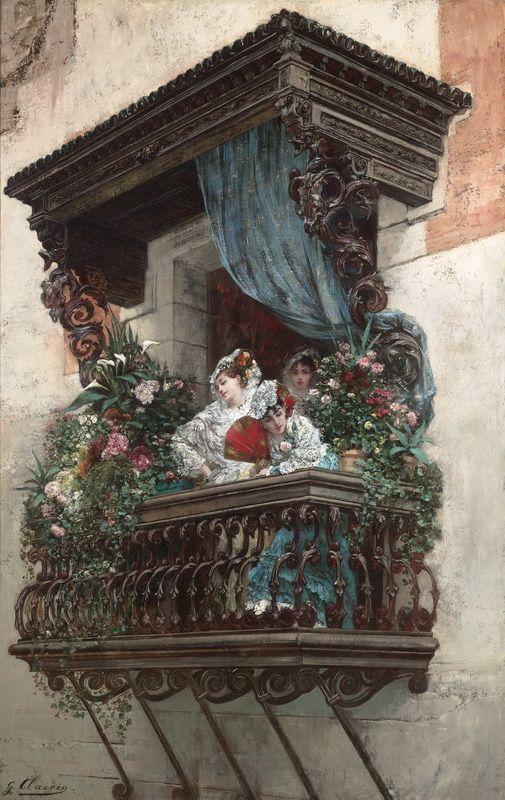 Georges Jules Victor Clairin | 1843 – 1919