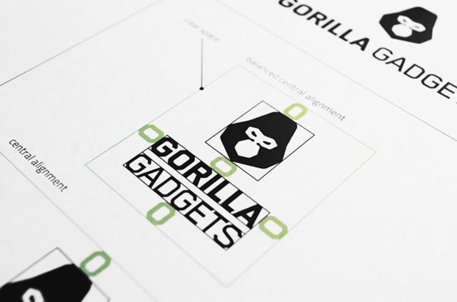 Gorilla Gadgets Identity – Fubiz™