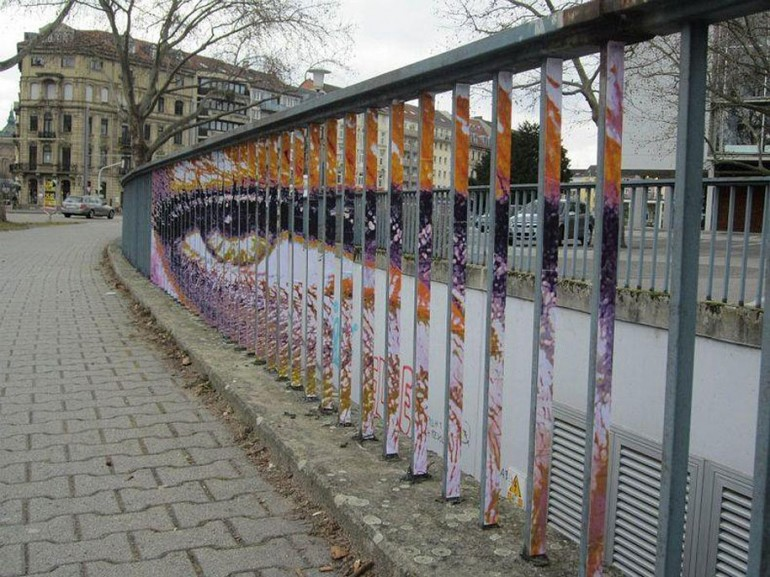 Creating Difference in Street Art