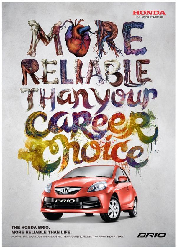 Honda Brio Ad Campaign on Behance
