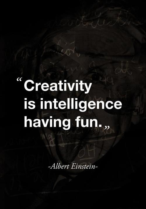 Creativity is Fun