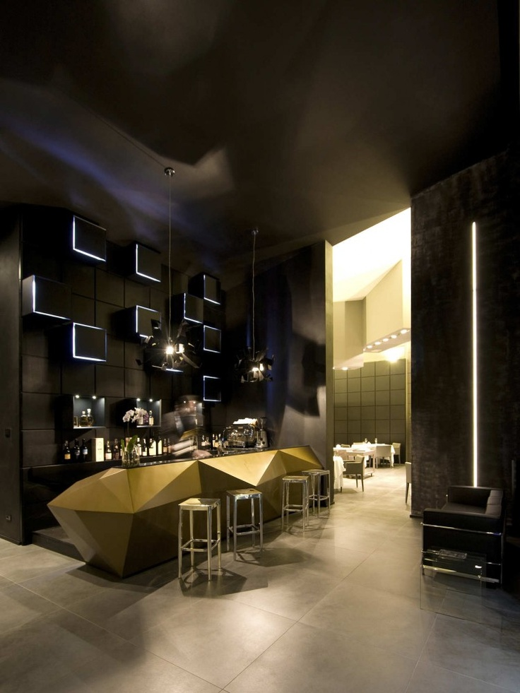 Inkiostro Restaurant – Bar + Restaurant + Cafe