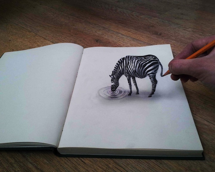 3D illustration by Ramon Bruin's | Drawing