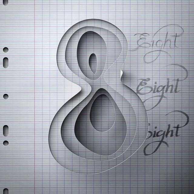 Lettercult Alphabattle #Number EIGHT