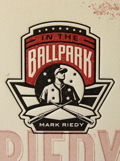 Mark Riedy Card CU