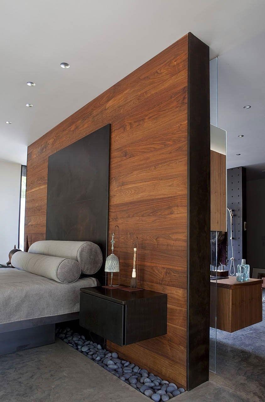 master bed/ bath