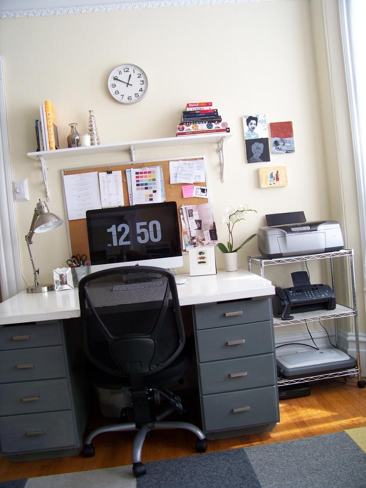 Paper Dahlia workspace