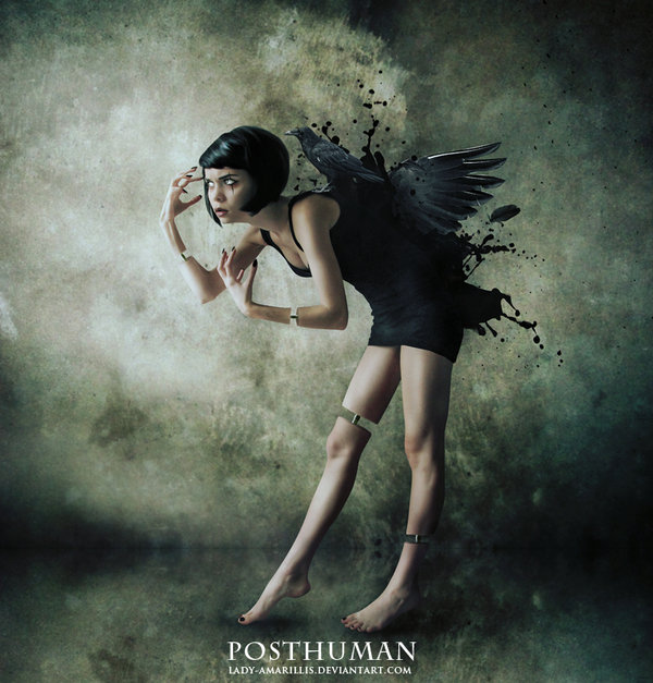 Posthuman by lady-amarillis