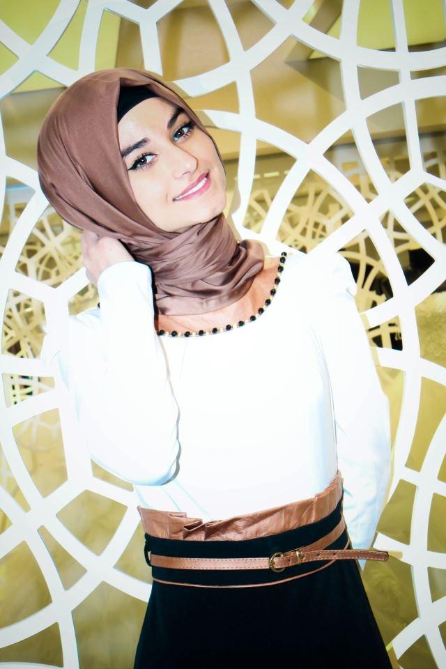 Fashionable Hijabs