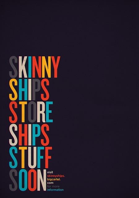 SSSSSS by Skinny Ships
