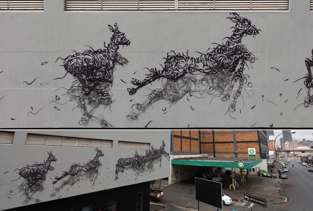Eye Catching Street Art
