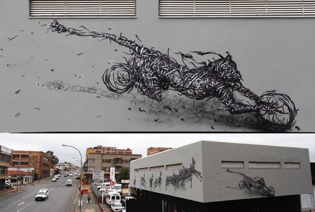 Stunning Street Art