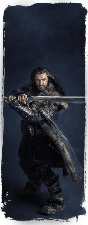 The Dwarves Of The Hobbit