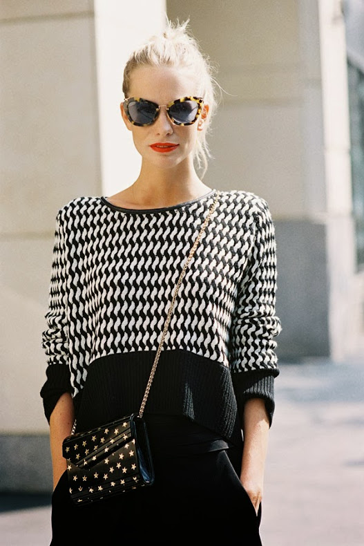 Vanessa Jackman: New York Fashion Week SS 2014….Poppy