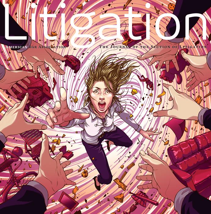 Yuta Onoda Blog: Litigation Magazine